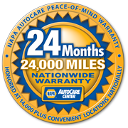 NAPA Auto Care National Warranty